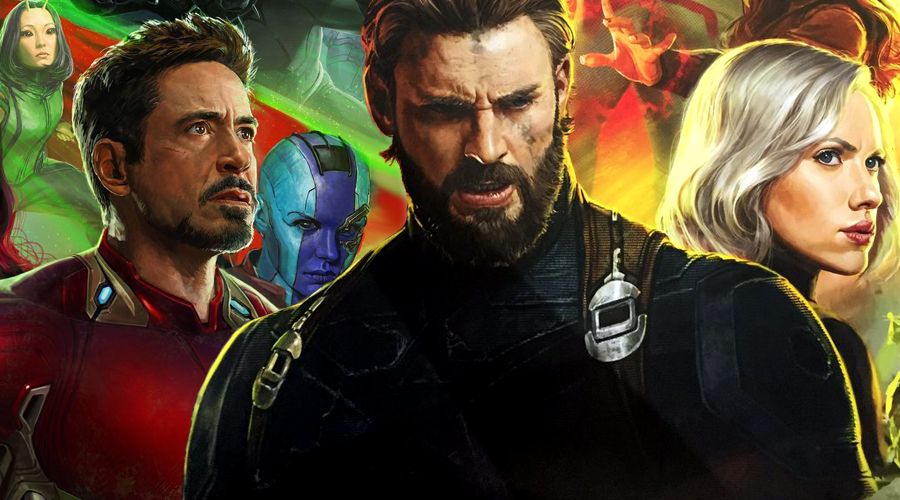 New Avengers: Infinity War poster arrive at SDCC!