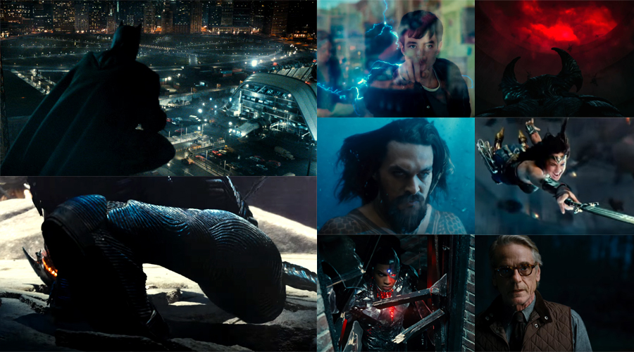 New Justice League trailer has arrived at SDCC 2017!