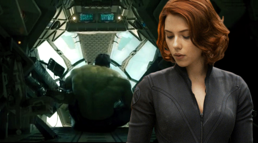 Scarlett Johansson teases Hulk and Black Widow scene in Avengers: Infinity War!
