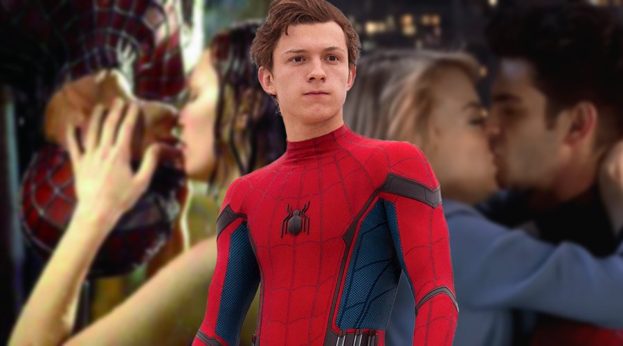 Several kisses were cut from Spider-Man: Homecoming theatrical cut!