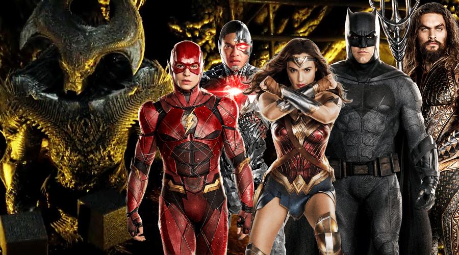 Steppenwolf cast hasn't even met his Justice League co-stars!