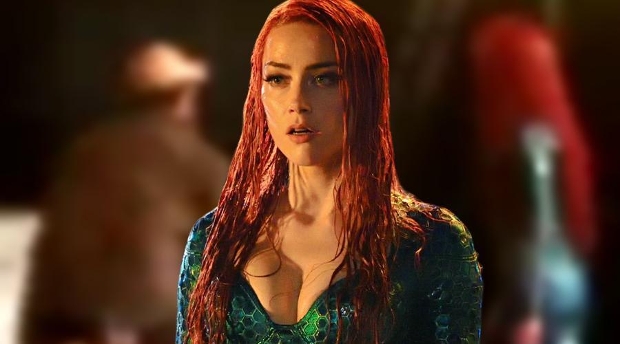 New Aquaman set video featuring Amber Heard's Mera hits the web!