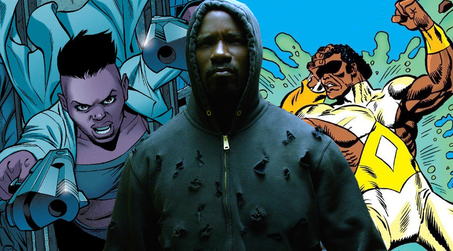 Luke Cage Season 2 finds its Bushmaster and Nightshade!