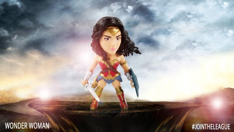 Wonder Woman diecast figure