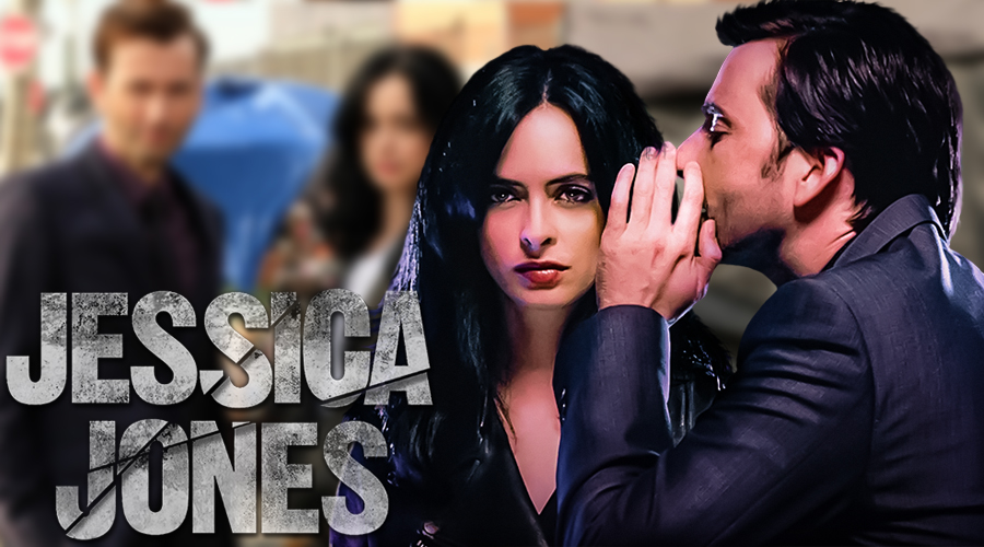 David Tennant confirmed to return in Jessica Jones Season 2!