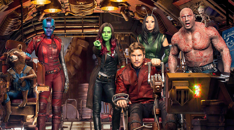 James Gunn hints at Guardians of the Galaxy Vol. 3 starting production in 2018!