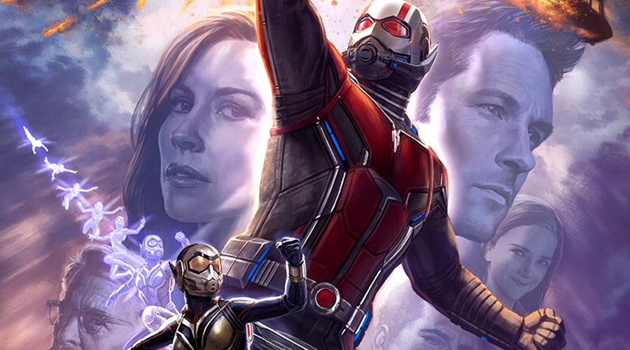 Marvel announces start of Ant-Man and the Wasp production with a cool new video