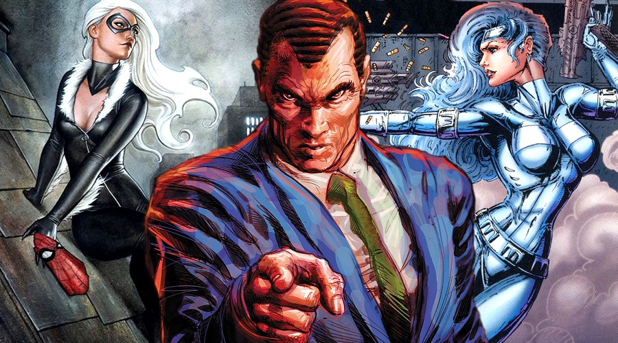 Norman Osborn rumored to have a voice-only role in Sony's Silver and Black!