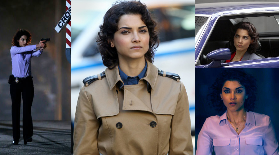 Shohreh Aghdashloo will play the mother of Amber Rose Revah's Dinah Madani in The Punisher!