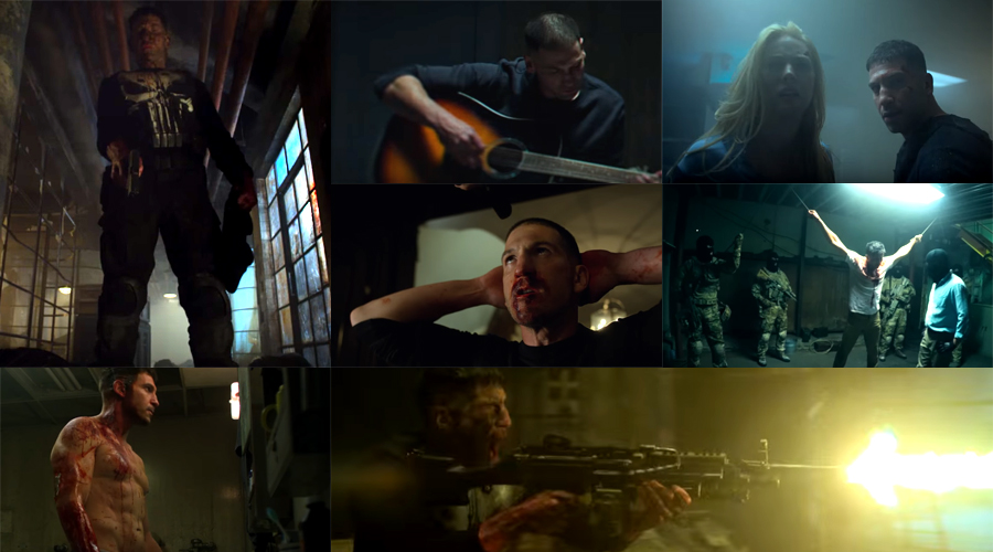 The first full-length trailer for The Punisher has arrived!