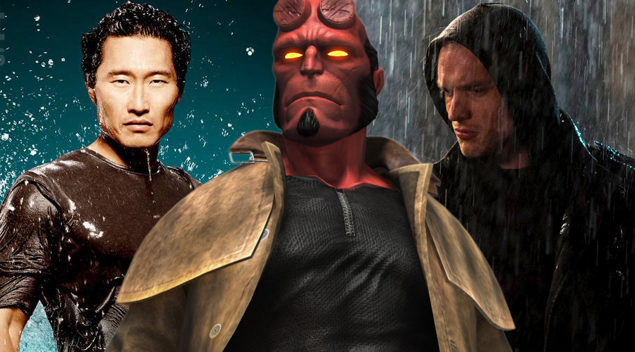 Hellboy reboot finds Ed Skrein's replacement in Daniel Dae Kim!