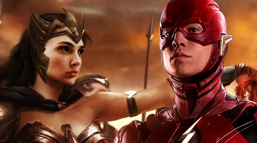 Another report suggests that Gal Gadot's Wonder Woman will show up in Flashpoint!