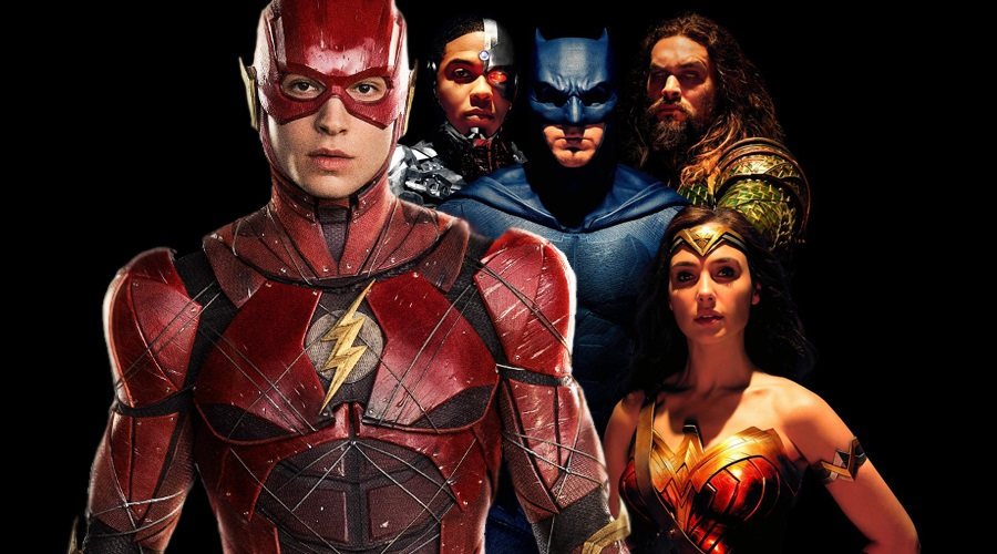 Geoff Johns says that The Flash is the collective favorite out of Justice League!