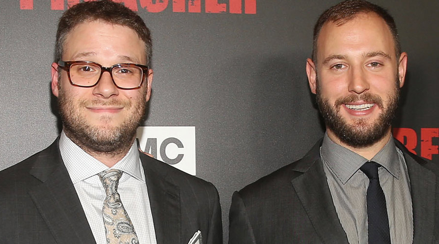 Seth Rogen and Evan Goldberg are also set to direct The Boys pilot!