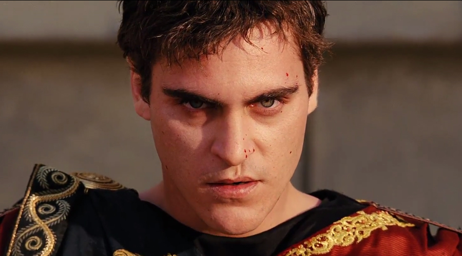 Joaquin Phoenix had already starred in Gladiator when Darren Aronofsky started working on Batman: Year One