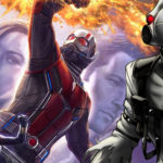 The villainous Ghost spotted in a new Ant-Man and the Wasp set photo!
