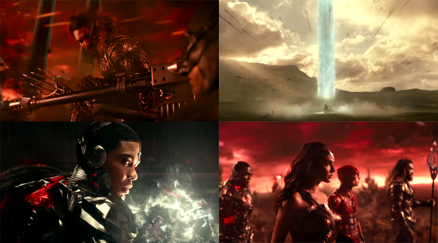 Batman is not the one who brought a pitchfork to the battle in the latest Justice League TV spot!