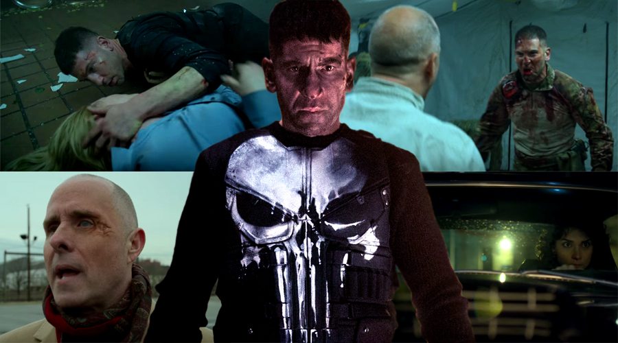 The latest trailer for The Punisher finally reveals the premiere date!