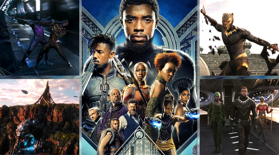 The latest Black Panther trailer gives a proper introduction to the futuristic Wakanda!