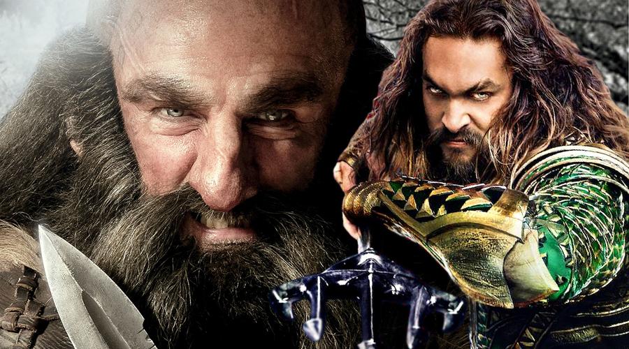 The Hobbit star Graham McTavish confirms landing a role in Aquaman!