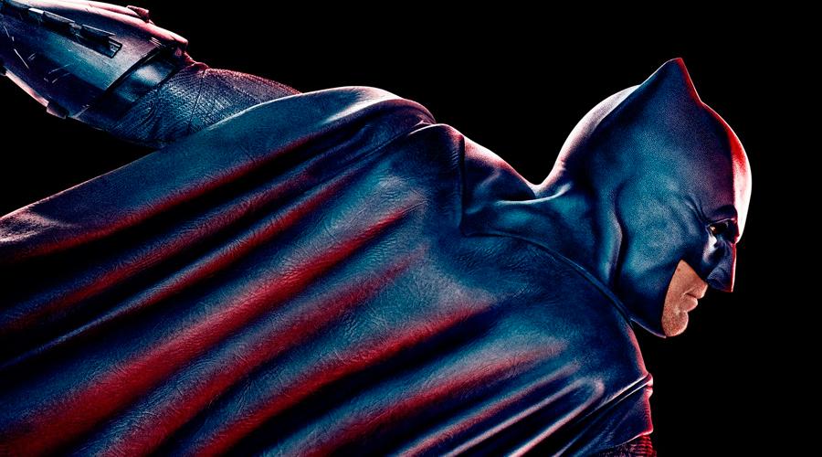 Ben Affleck says playing Batman is a boyhood dream come true!