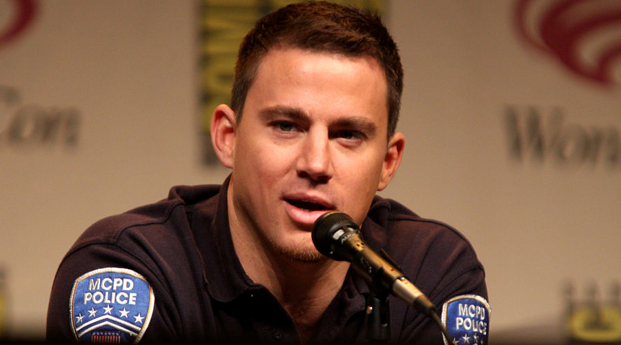 Channing Tatum - the lead actor of Gambit