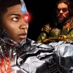 Ray Fisher discusses the anomalous struggles of Cyborg and his similarity with Aquaman!