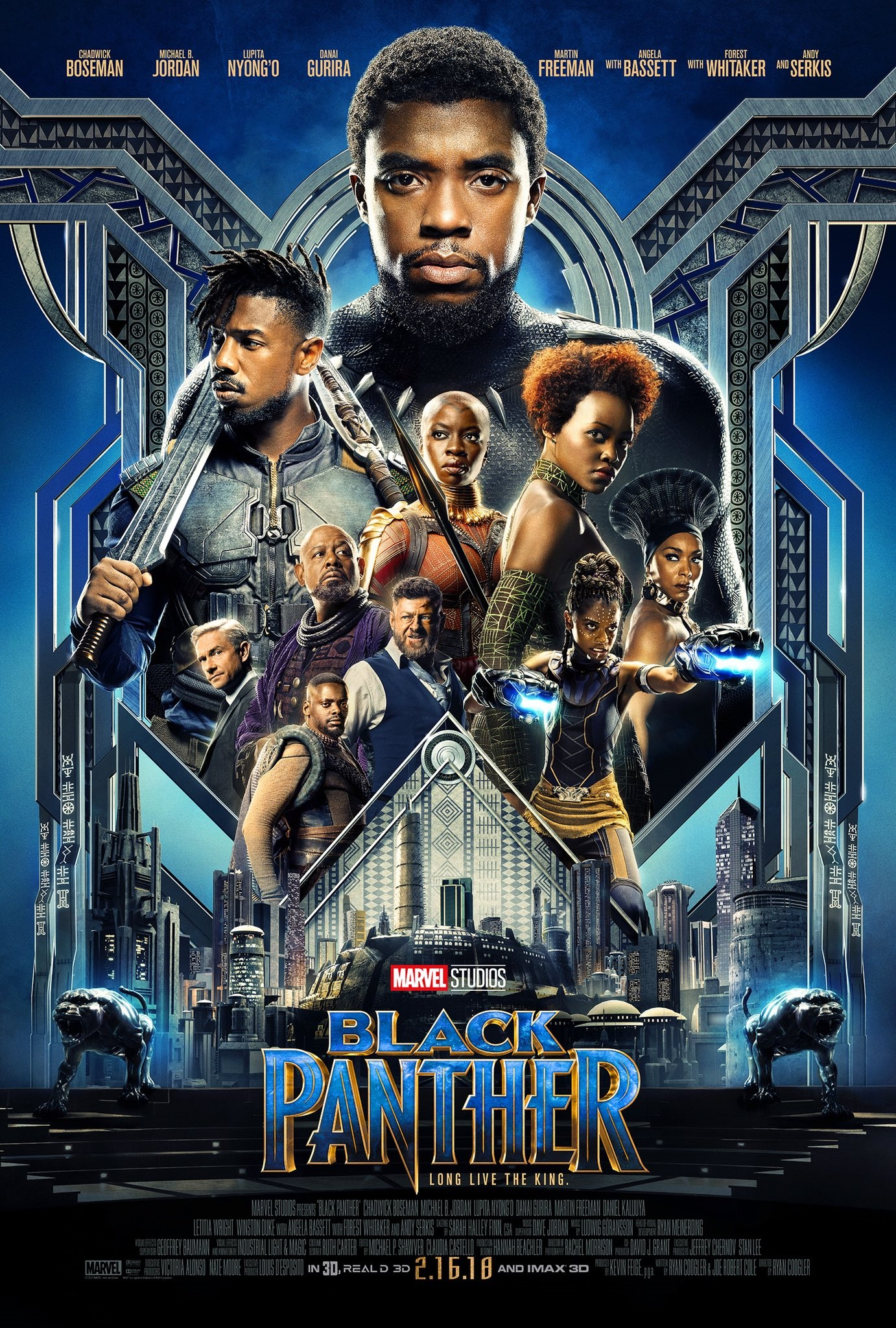 The new Black Panther poster