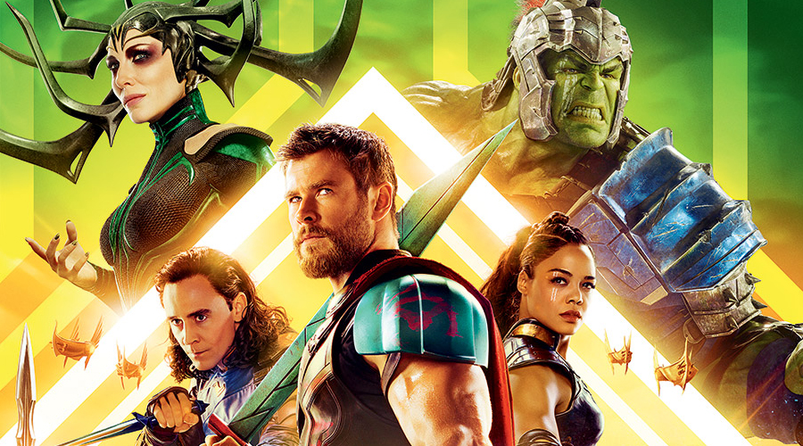 Marvel promises a new piece of Thor: Ragnarok content for each of October!