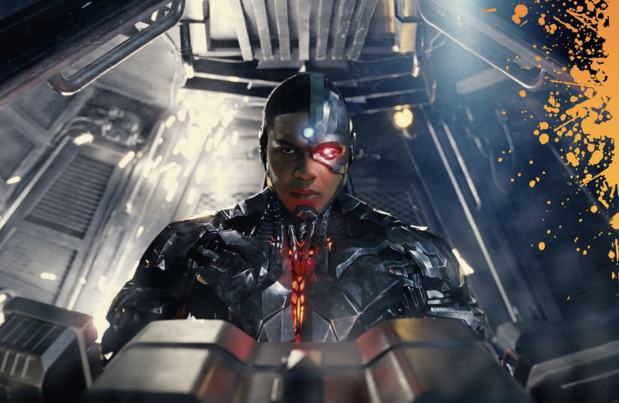 Ray Fisher's Cyborg