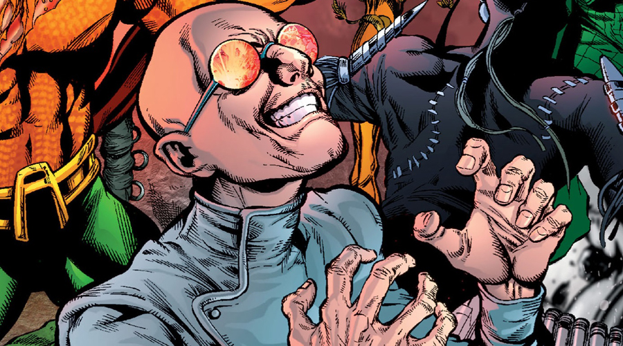 Doctor Sivana - the character Mark Strong would be playing in Shazam!