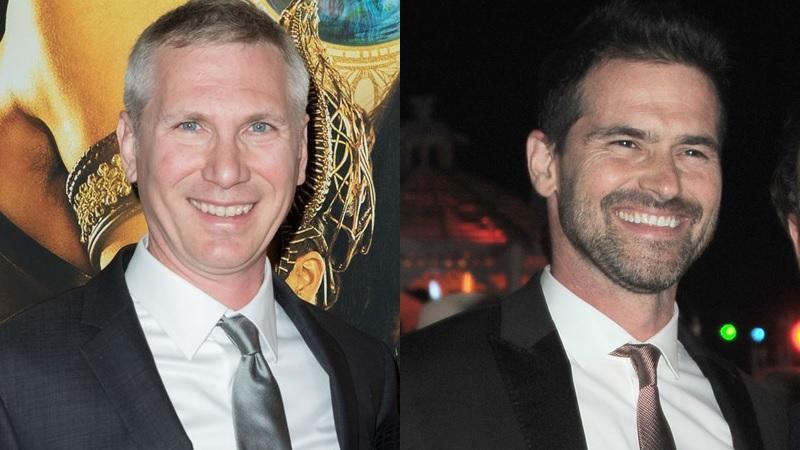 Matt Sazama and Burk Sharpless - the screenwriters for the Morbius movie