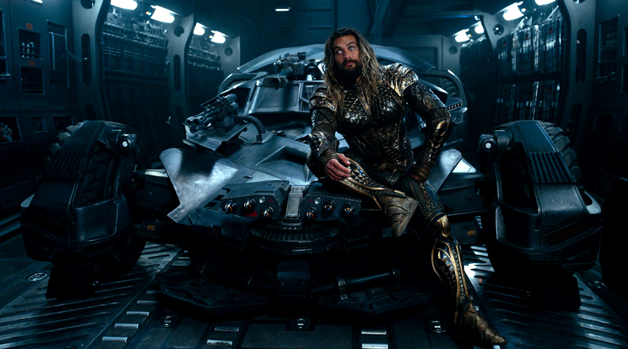 Jason Momoa confirms Justice League post-credits scene!