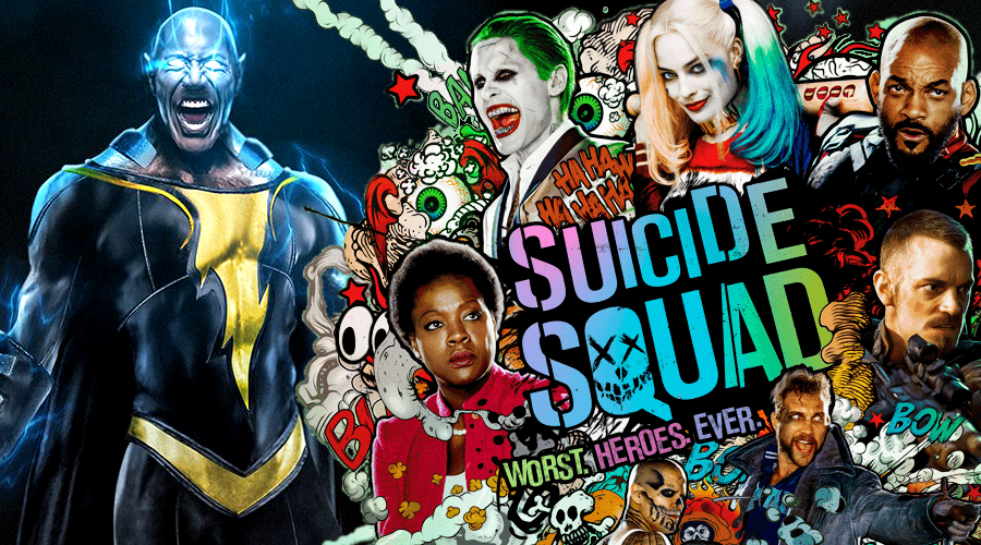 The Rock's Black Adam rumored to appear in Suicide Squad 2!