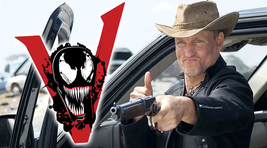 Venom finds a mystery henchman in Woody Harrelson!