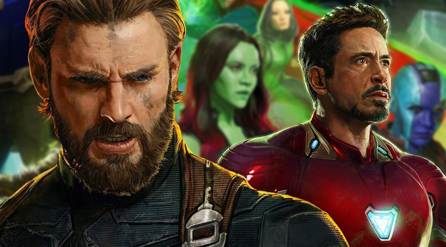 Avengers: Infinity War will apparently feature another confrontation between Iron Man and Captain America!