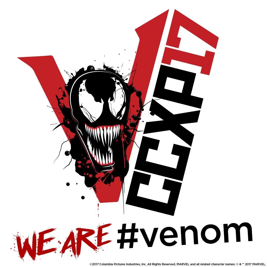 The Venom promo art