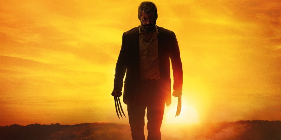 Hugh Jackman as Wolverine in this year's Logan