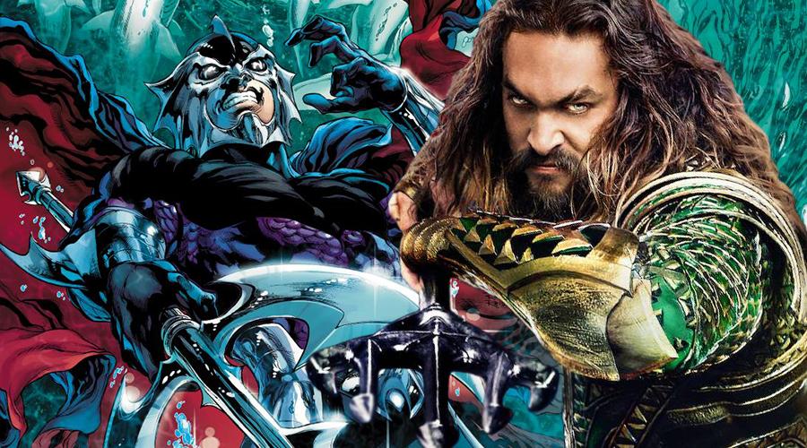 Ocean Master is the main antagonist in Aquaman, confirms director James Wan!