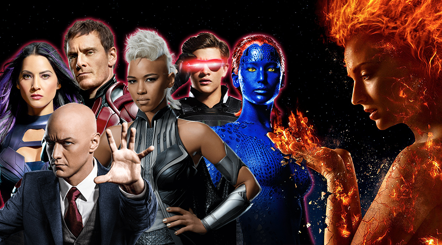 Expect X-Men: Dark Phoenix to go cosmic but don't expect it to be an interstellar romp!
