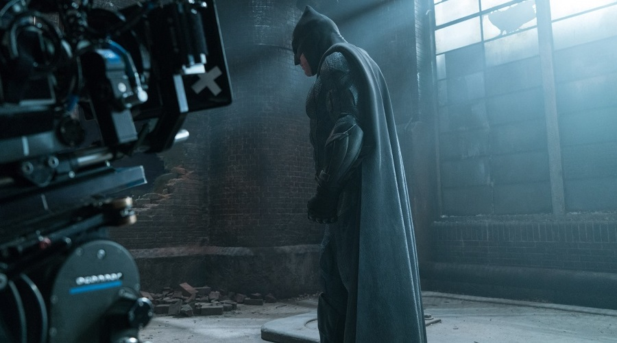 Ben Affleck will reportedly appear as Batman for the last time in Flashpoint