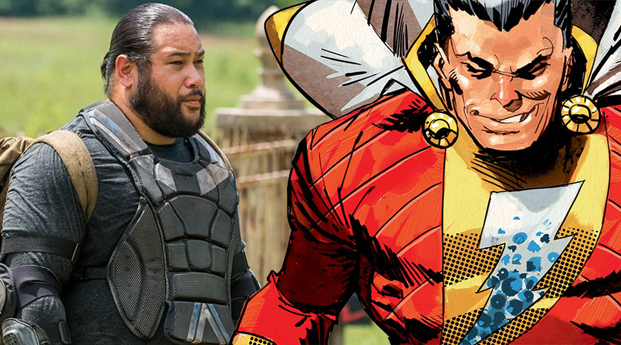 The Walking Dead's Cooper Andrews lands a role in Shazam!