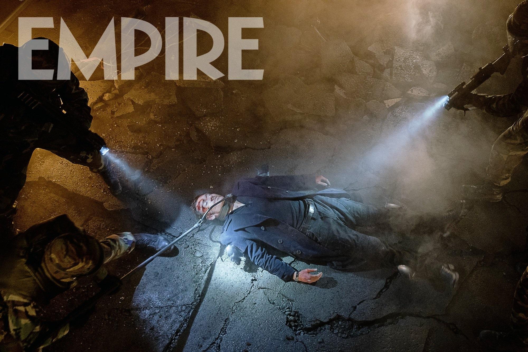X-Men: Dark Phoenix photo featuring Magneto
