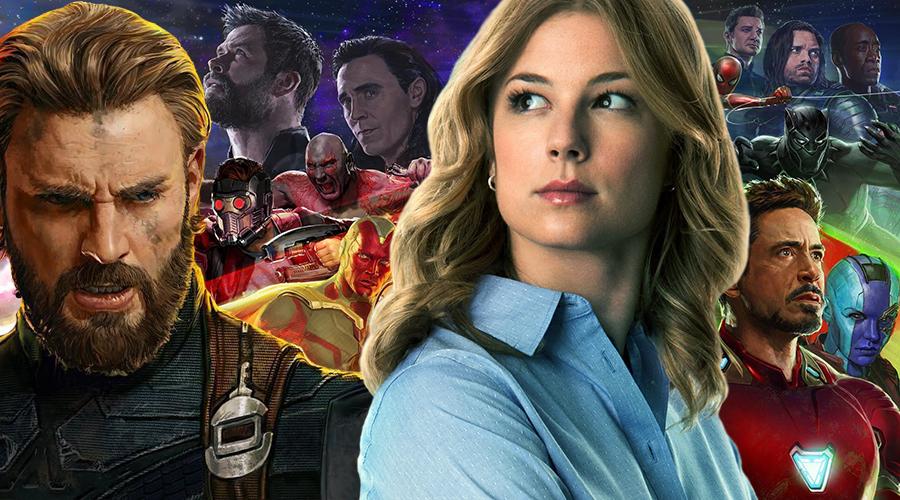 Emily VanCamp In Marvel