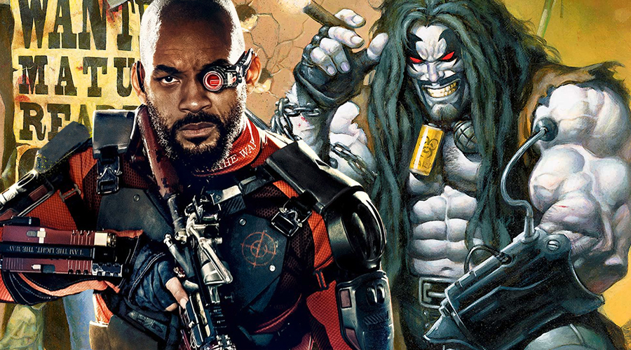 Solo movies for Deadshot and Lobo have apparently been abandoned!