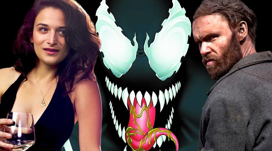 Jenny Slate and Scott Haze's roles in Venom may have been revealed!