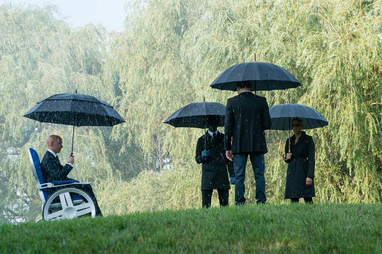 Mutants in a funeral