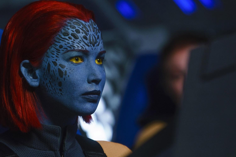 Jennifer Lawrence's Mystique