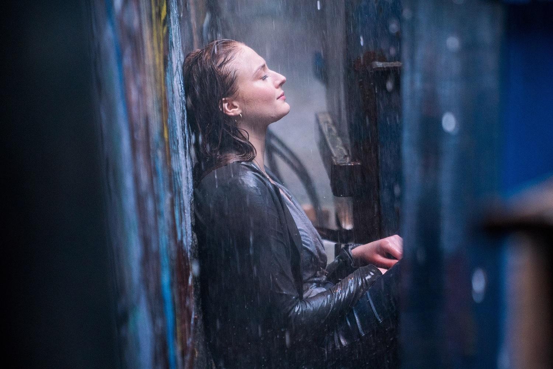 Sophie Turner's Jean Grey