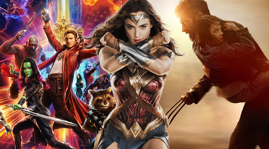 Logan and Guardians of the Galaxy Vol. 2 nab Oscar nominations but Wonder Woman doesn't!